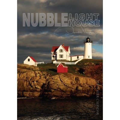 2011 Donald Verger Nubble Lighthouse Calendar