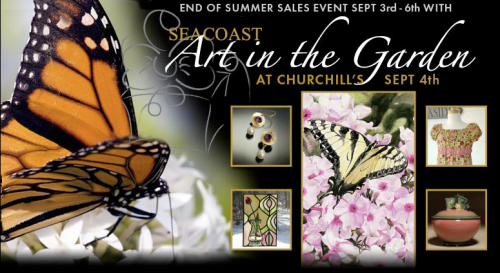 Donald Verger to be at Art in the Garden with his Nature Photography Calendars!