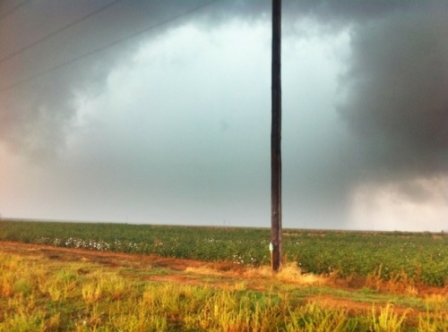 Donald Verger's Storm Photos from Texas
