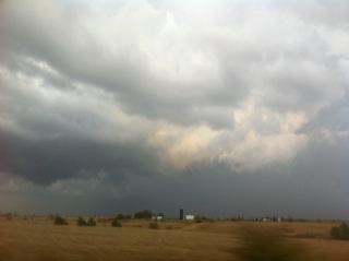 Donald Verger Captures the Gigantic Iowa Sky