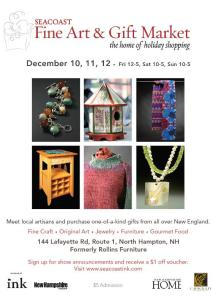 Don Verger at the Fine Art and Gift Market