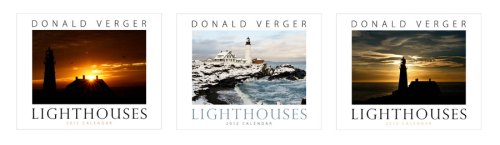 Lighthouse Calendar Cover Options