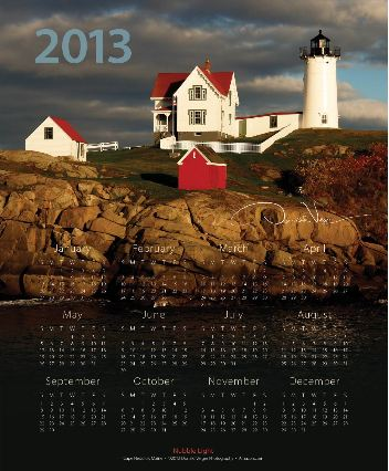 2013 year at a glance lighthouse