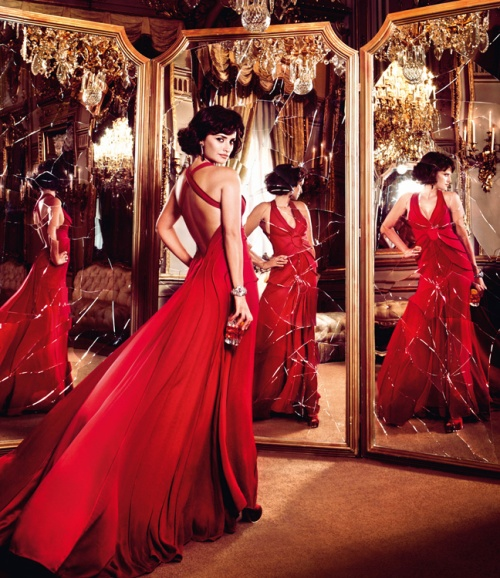 penelope cruz campari_ march mirrors