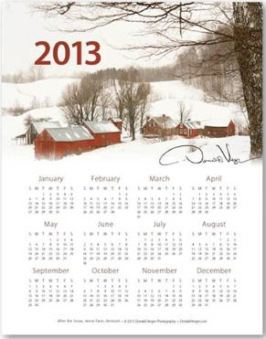 Jenne farm year at a glance