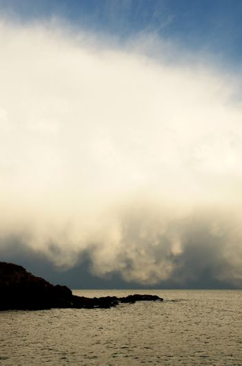 nubble lighthouse stormfront