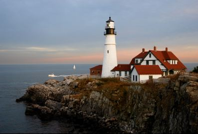 portland head light tranquility