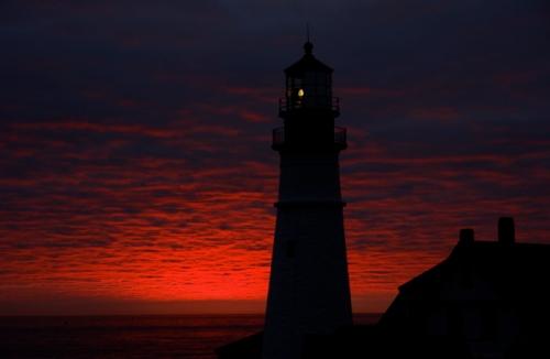 vermillion dawn_40 second sunrise