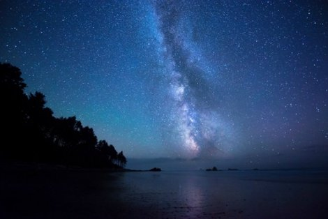 dave morrow_ milky way ruby beach
