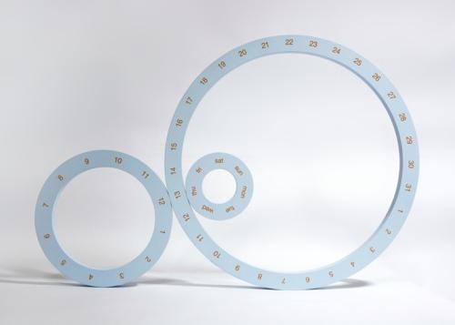 magnetic ring calendar 1