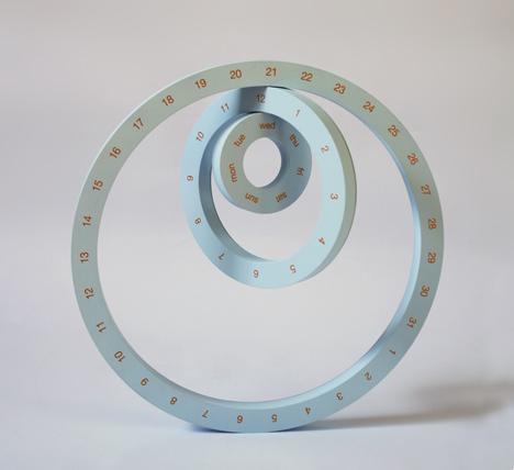 magnetic ring calendar 2
