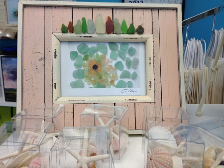 sea glass picture