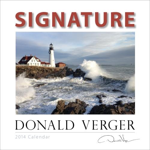 Donald Verger Signature Signature