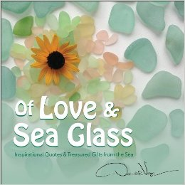 square sea glass book