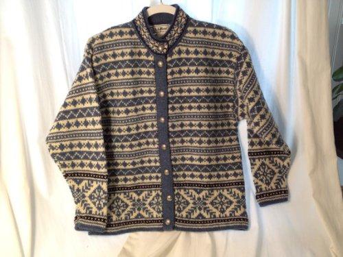 bumbleweed LL Bean vintage sweater