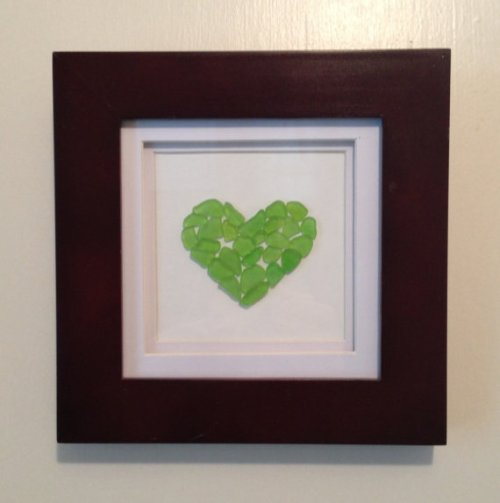 seaglass gifties _shadow box 1