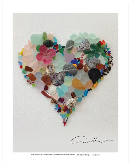 Sea glass Heart #1_500