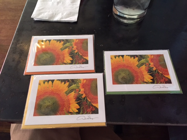 orange or green envelopes