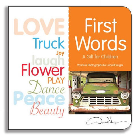 First Words Front Cover s